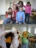 Das Fahnenprojekt mit den Schülern der Fichteschule, Hainholz
